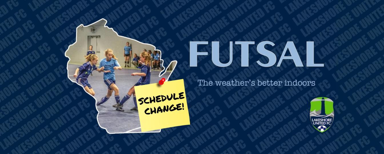 March 11 High School Boys Futsal Games Rescheduled