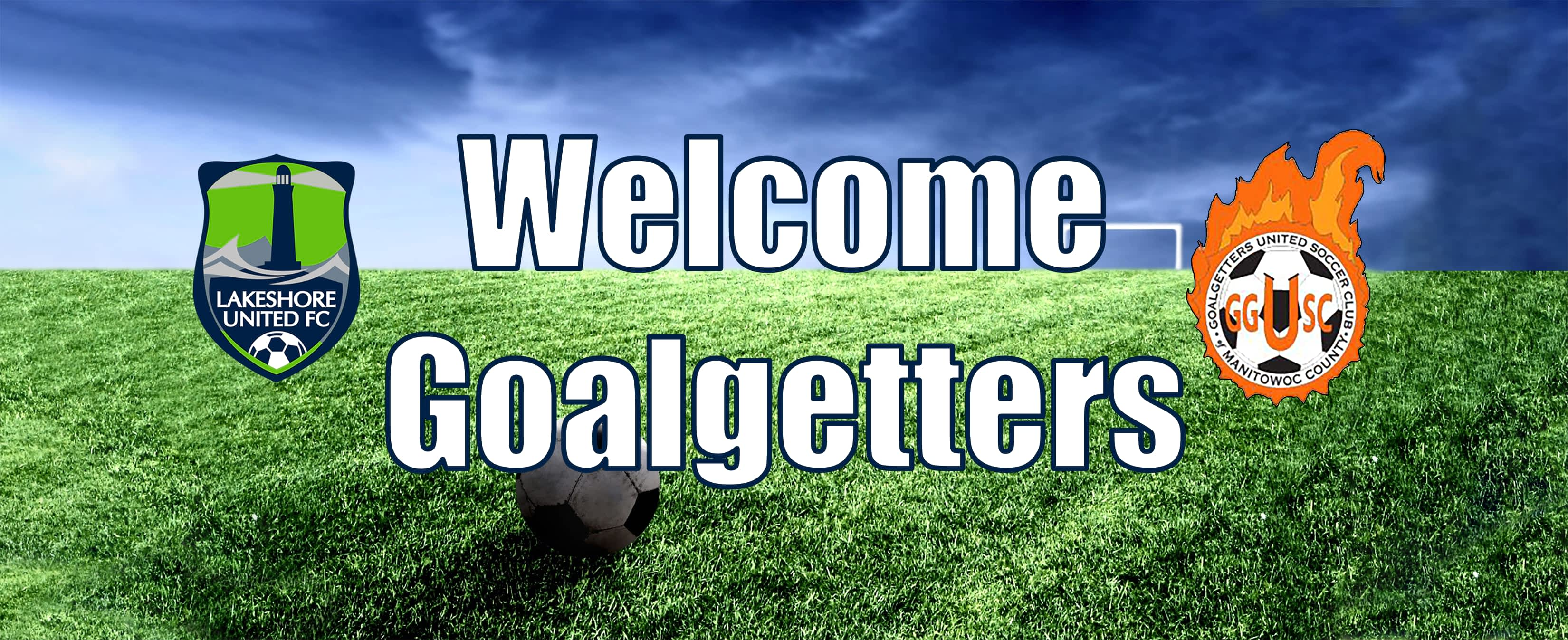 Welcome Goalgetters!