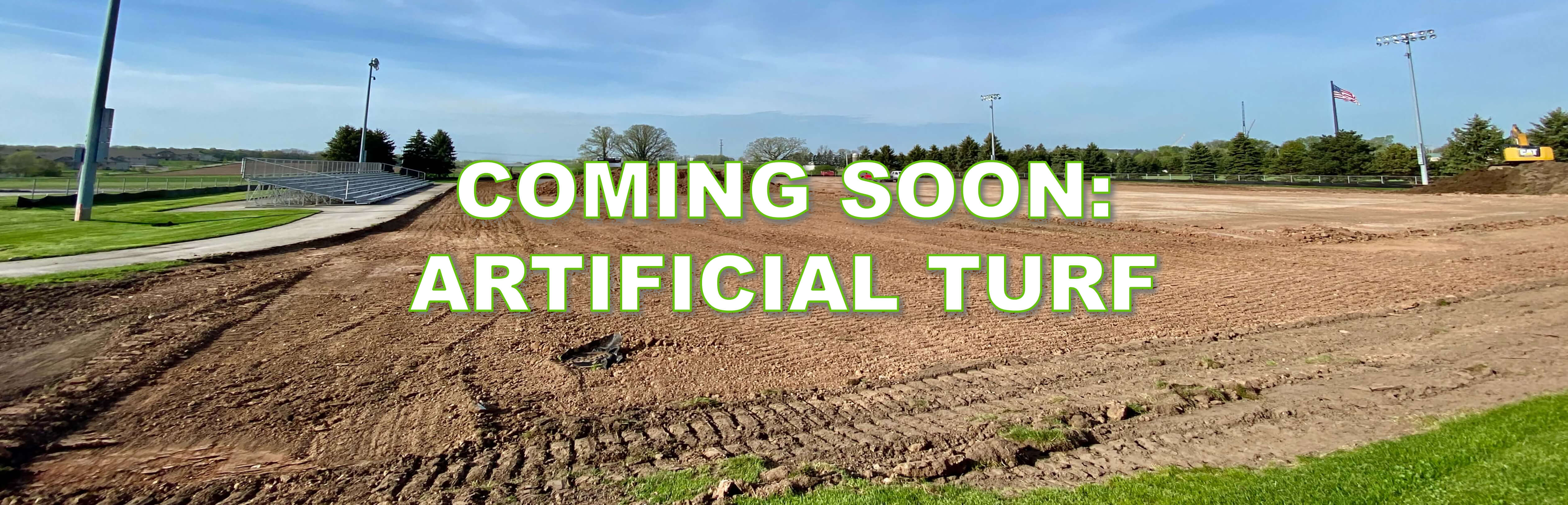 Artificial Turf Coming to Horace Mann