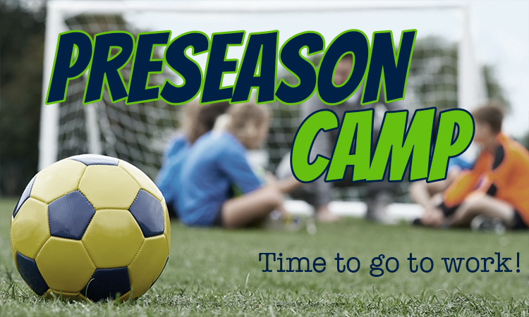 Lakeshore United FC Preseason Team Camps
