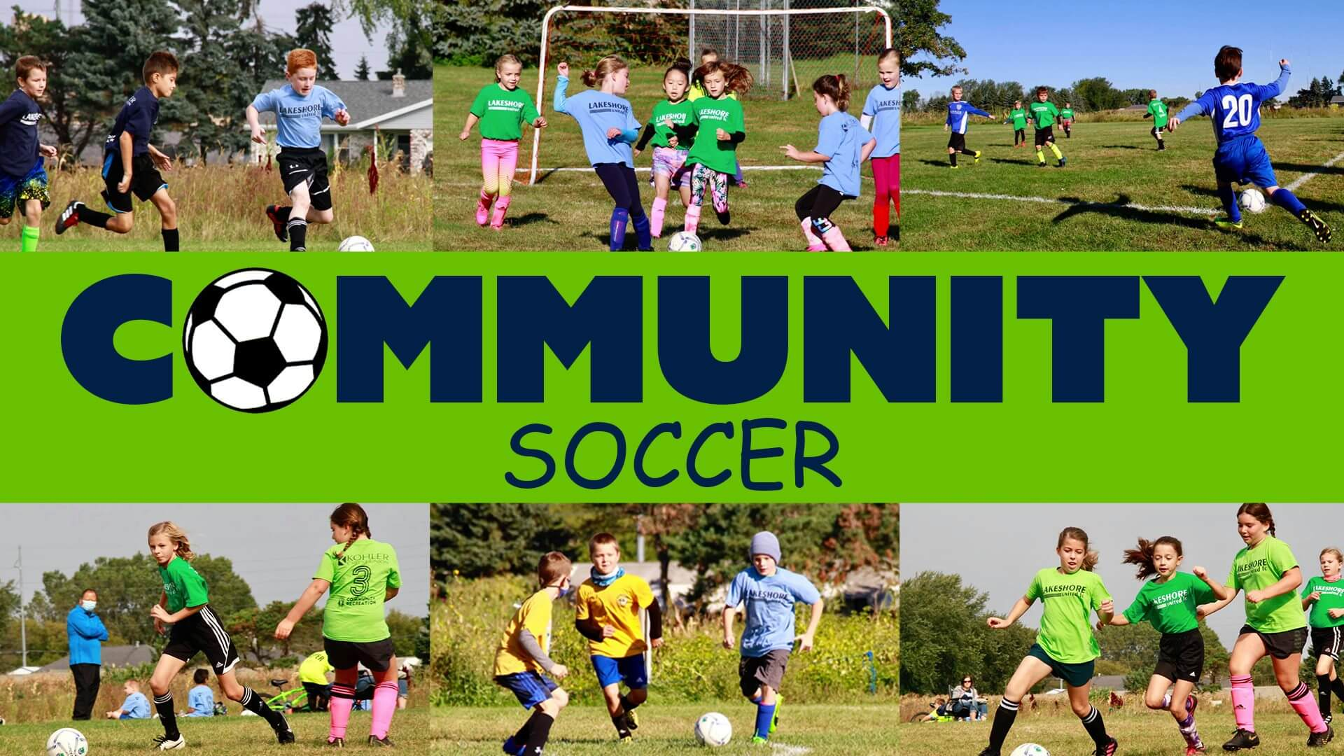 Spring 2021 Community Soccer League Schedules