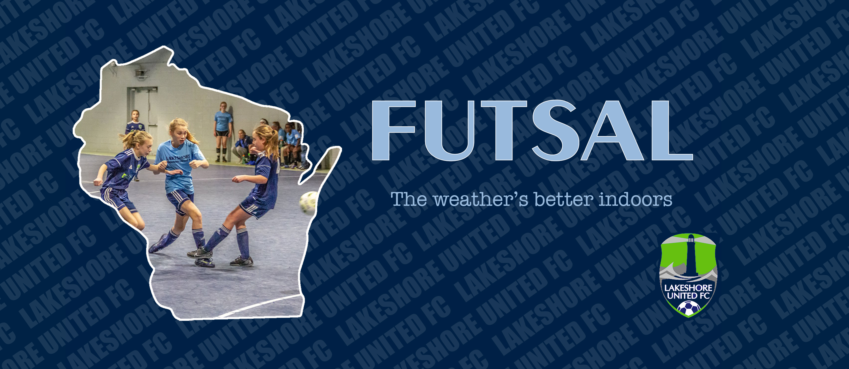 February FUTSAL Youth Schedule Posted